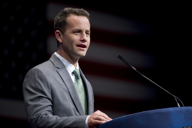 Kirk Cameron At Liberty University