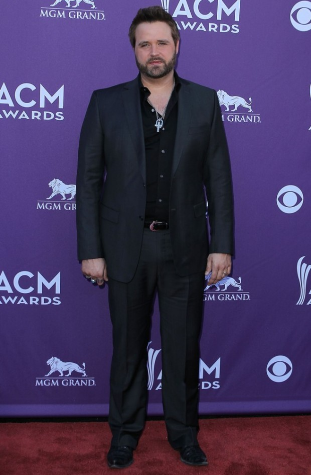 Randy Houser at ACM Awards