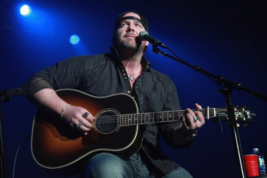 Lee Brice Performs During The NASH FM 94.7