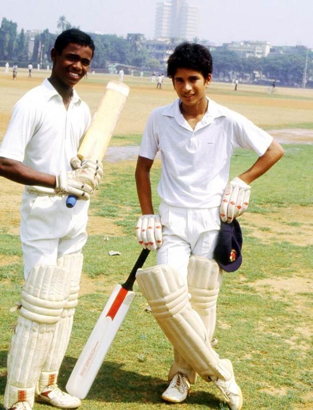 Sachin and Kambli Scored a Record Partnership of 664 Runs in a Match
