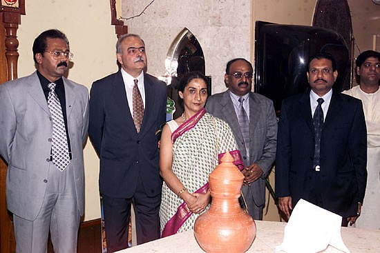 Sudhir Vyas & Mr.M.A.Yusuf Ali