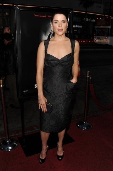 Neve Campbell At Event Of Scream 4