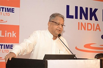 Rakesh jhunjhunwala Launches Mobile Apps