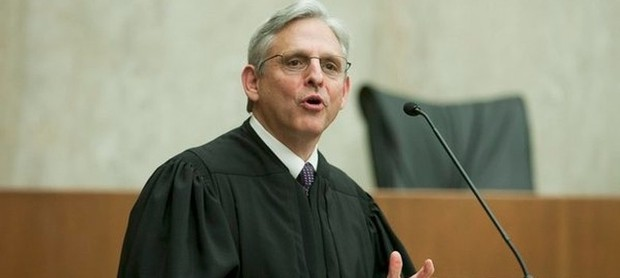 Merrick Garland as a Supreme Court justice