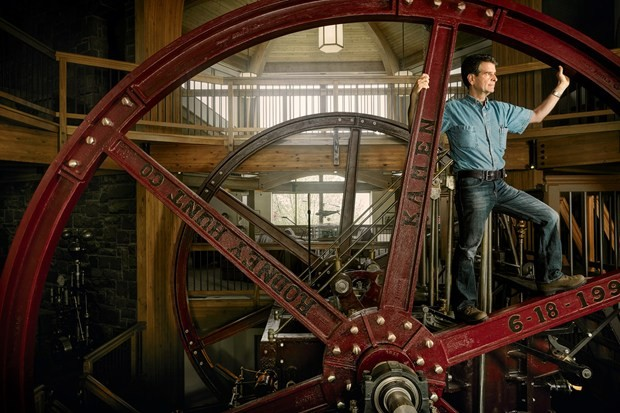 Dean Kamen At Project working for clean Water