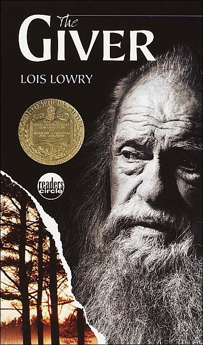 Lois Lowry Book - THE GIVER