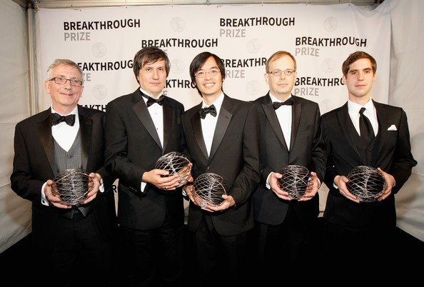Simon Donaldson, Maxim Kontsevich, Terence Tao, Richard Taylor, and Jacob Lurie won reakthrough Prize in Mathematics