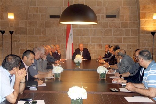 Meeting at PM Mikati home to discuss the repercussions of Tripoli blasts