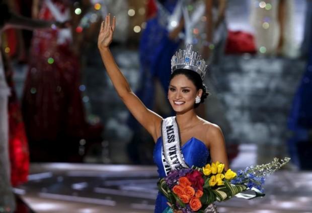 Pia Wurtzbach - Miss Universe 2015