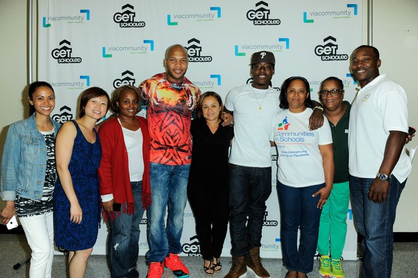 Flo Rida Joins Get Schooled Foundation