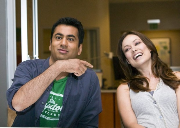 Kal Penn with Olivia Wilde