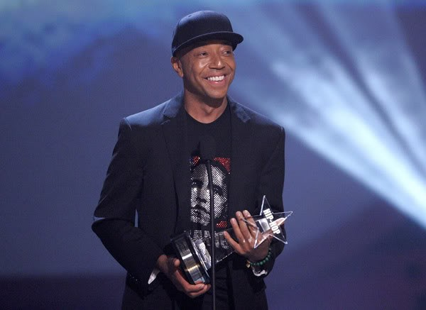 Russell Simmons at BET Hip Hop Awards in Atlanta