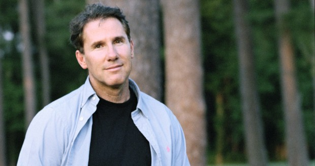 Nicholas Sparks Talks with Men'sHealth