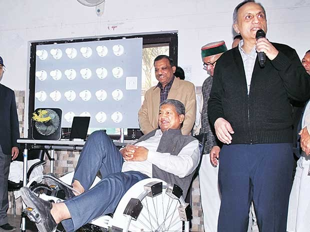 Manoj Bhargava in India