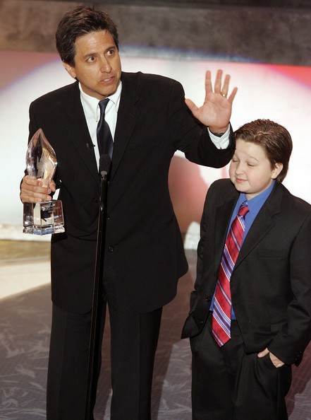 Ray Romano with His People's Choice Award