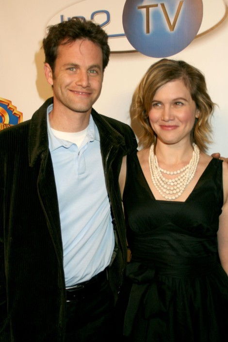 Kirk Cameron & Tracey Gold