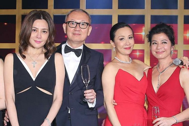 Pierre Chen at Carina Lau's Birthday Party