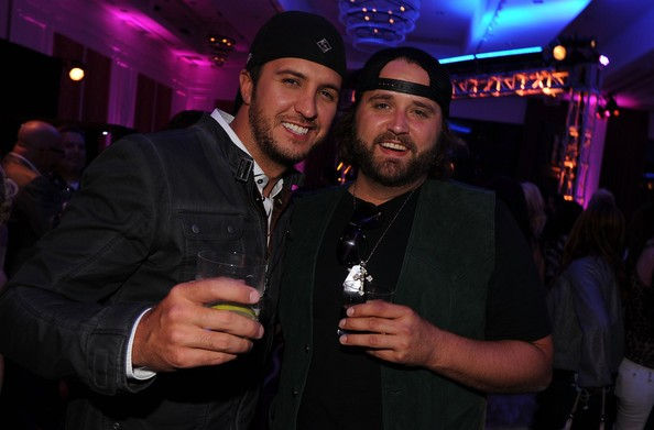 Randy Houser and Luke Bryan