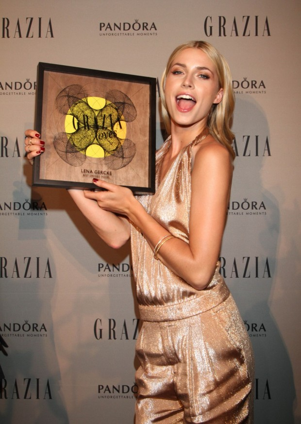 Grazia Best Dressed Award In Berlin