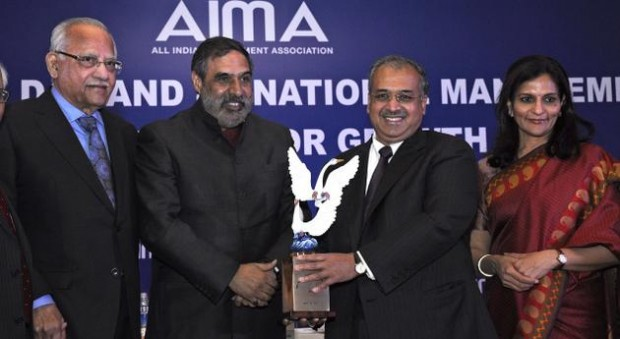 Dilip Shanghvi at AIMA
