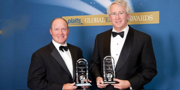 Aubrey McClendon With Jeff Mobley