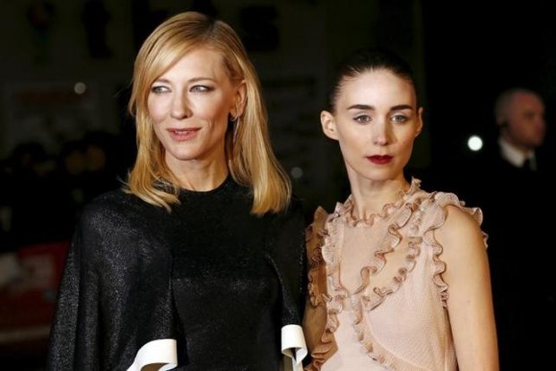 Rooney Mara With Cate Blanchett