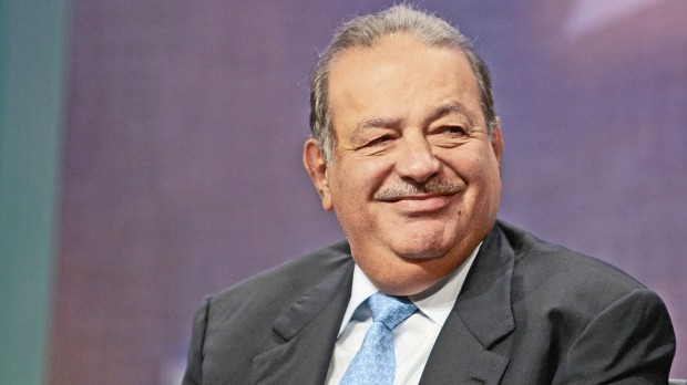 Famous Businessman Carlos Slim Helu