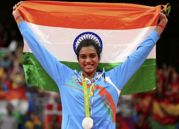 PV Sindhu is the first Indian woman who played an Olympic Final