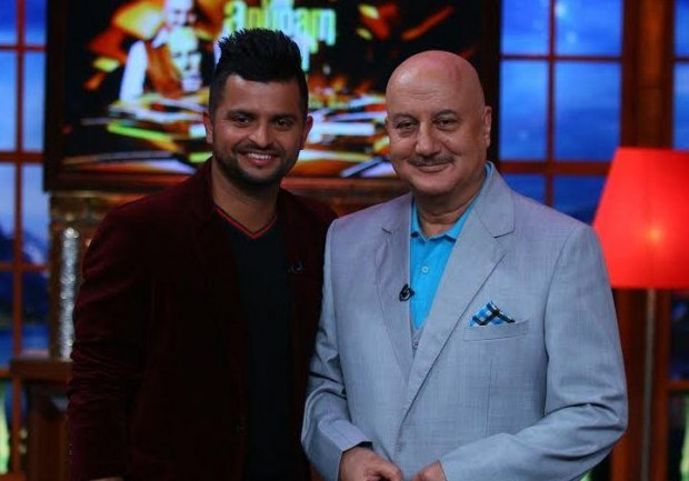 Raina at The Anupam Kher Show