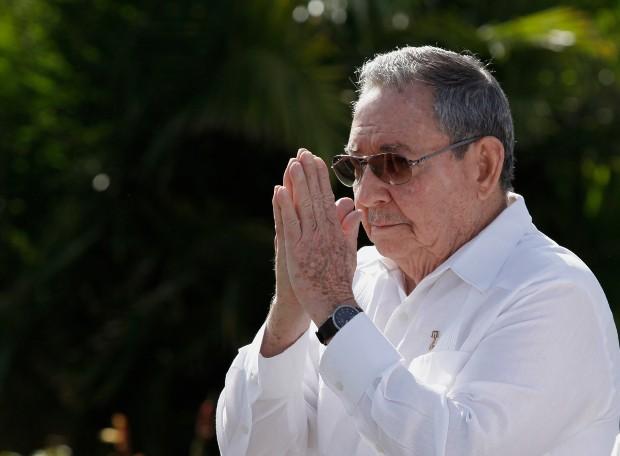 Raul Castro Cuba's President