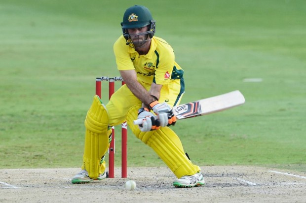 Glenn Maxwell Playing Reverse Sweep