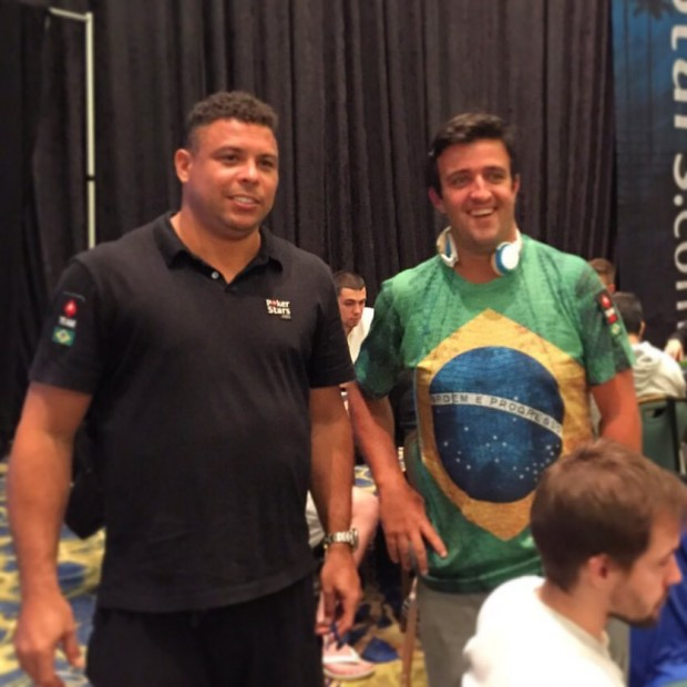 Aakkari and Ronaldo