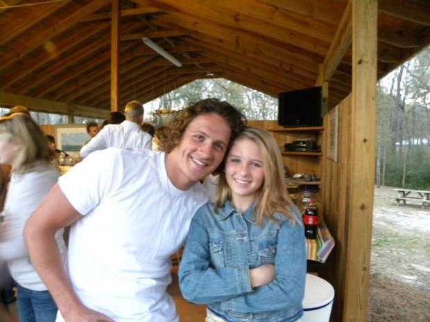 Ryan Lochte And Savanah Crutchfield