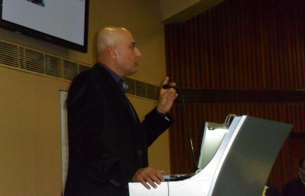 Sabeer Speaking at TIE Kolkata