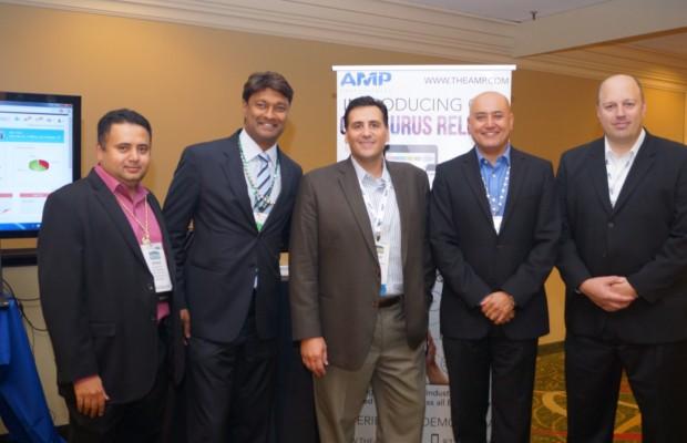 Sabeer Bhatia at AMP Technologies