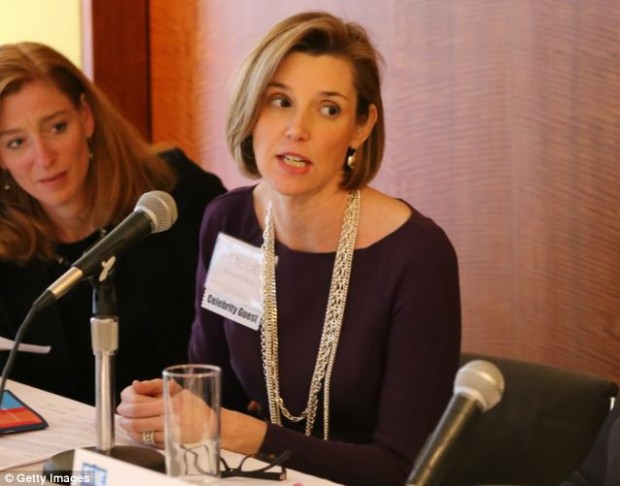 Sallie Krawcheck Speaking at a conference on women in business