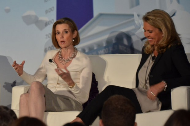 Sallie Krawcheck and Liz Ann Sonders