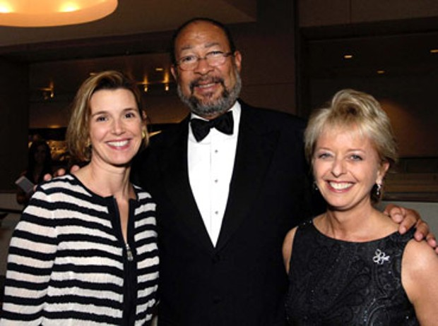 Sallie Krawcheck, Richard D. Parsons, and Peggy Wolff