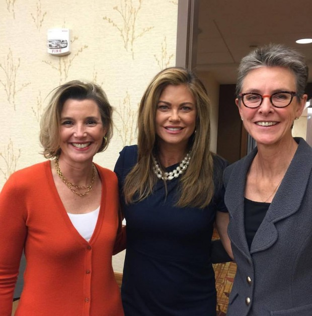 Sallie Krawcheck at Indiana Conference for Women event