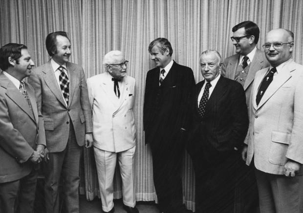Sanders in 1979