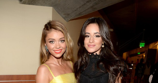 Sarah Hyland and Camila Cabello