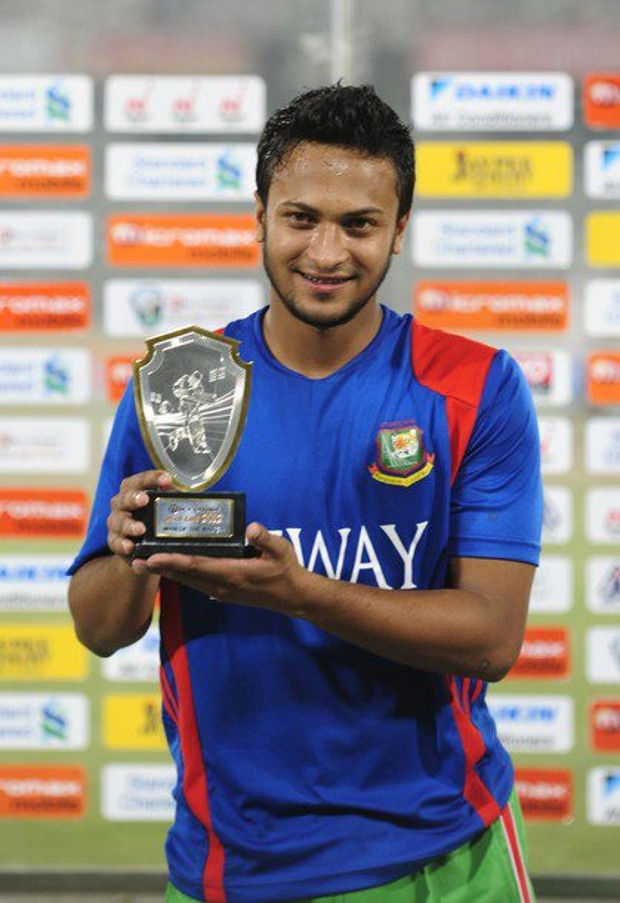 Shakib Al Hasan To Get Awarded The Best Bengali Personality Award