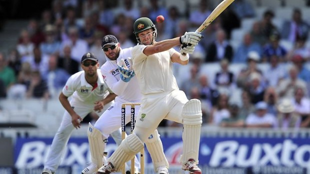 Shane Watson Made His Highest Runs in Tests Against England By Scoring 176
