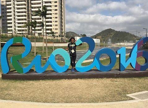 Simone Biles at Rio Olympics