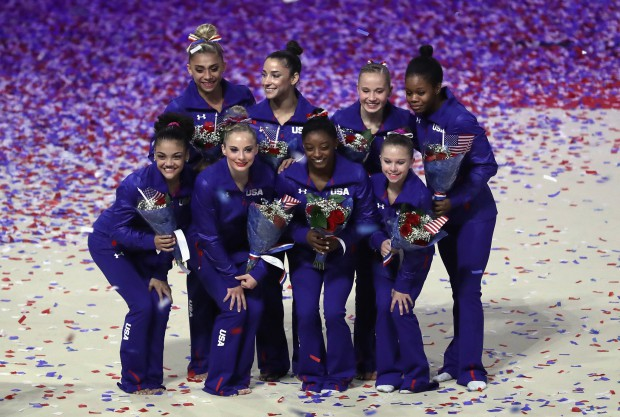 Team USA at Rio Olympics 2016
