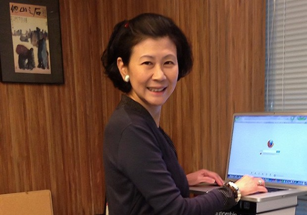 Solina Chau Director of the Li Ka Shing Foundation