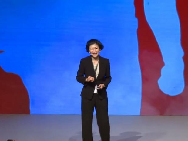 Solina Chau Addressing
