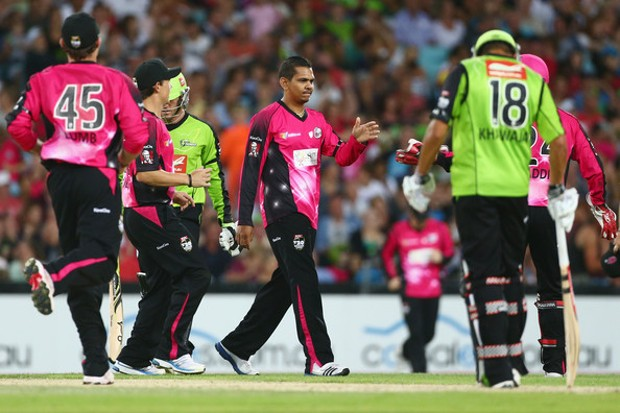 Sunil Narine in Big Bash League