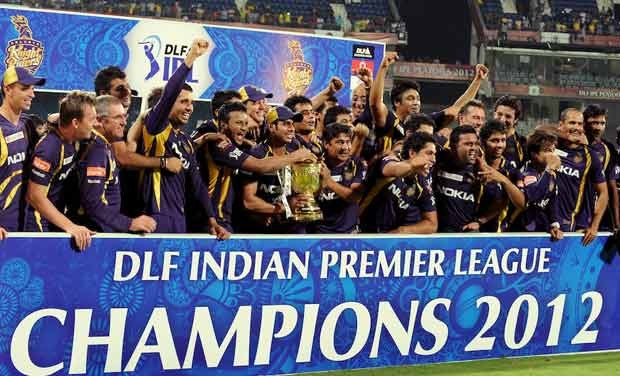 Sunil Narine Kolkata Knight Riders Team