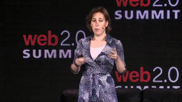 Susan Wojcicki in Web 2.0 Summit